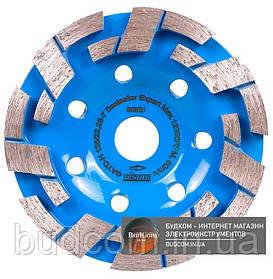 Алмазная фреза Distar по бетону DGS-S 125х22,23-7