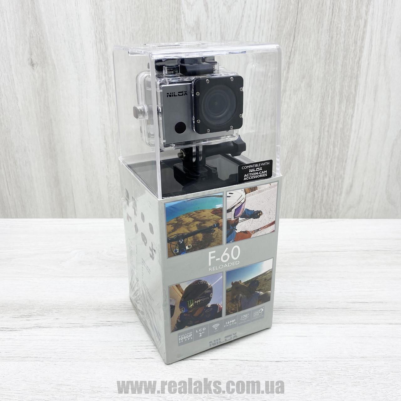 Камера NILOX F-60 RELOADED