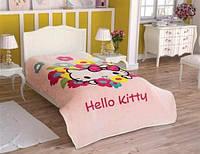 "Детский плед ""TAC"" 160*220 см Hello Kitty"