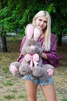 Плюшевий Зайчик Роджер 60 см