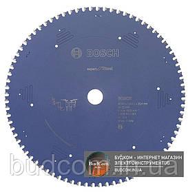 Пильный диск Bosch Expert for Steel, 305×25,4 мм, 80 зубов
