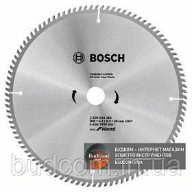 Пильный диск Bosch Eco for Wood 305x3,2x30-100T