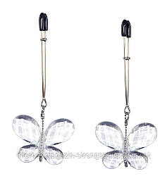 Затискачі для сосків Butterfly Clamps
