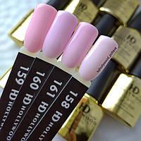 Гель лак 160 Розовый-Йогурт Плотный Гель-лаки  Hollywood