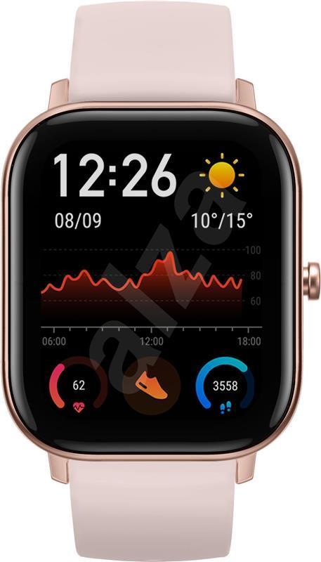 Умные часы Xiaomi Amazfit GTS Rose Pink (538918)