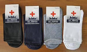 Мужские медицинские носки без резинки