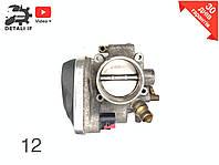 Дроссельная заслонка Vectra C Astra H, Вектра С Астра Н 1.8 №12 55562380, A2C53192017 дефект