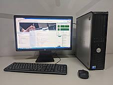 Системный блок ПК компьютер DELL 780 3.00ГГц/8Gb DDR3/250Gb/HD6450 1Gb минимально игровой WiFi в подарок, фото 3