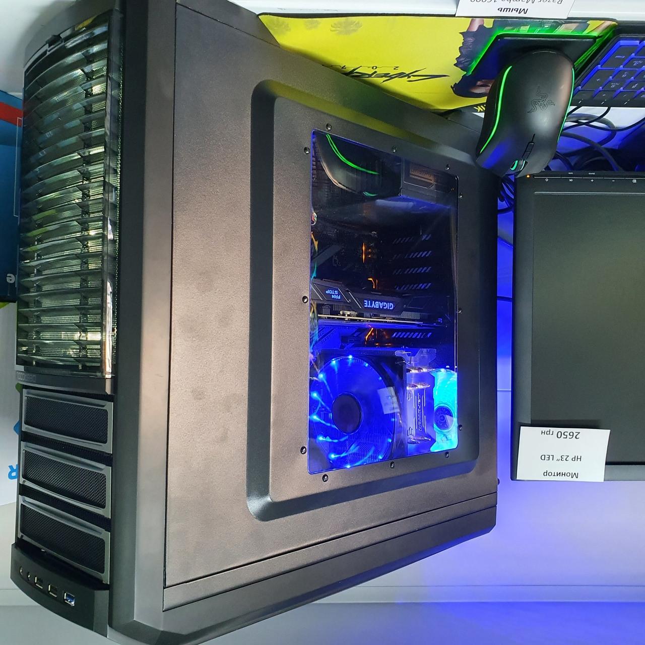 Системный блок Game Edition Winner( Intel Core i5-9600KF 6x4.60Ghz/ 16Gb DDR4/ SSD 480 Gb GTX 1080/8 Gb GDDR5)