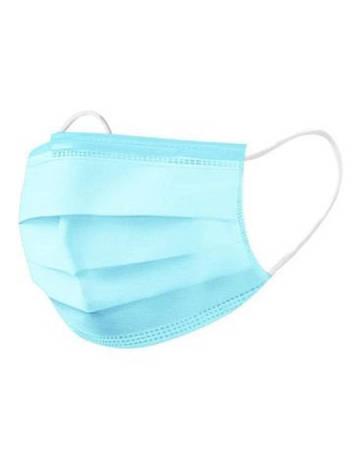 Паяные маски для защиты органов дыхания, трехслойные, фото 2