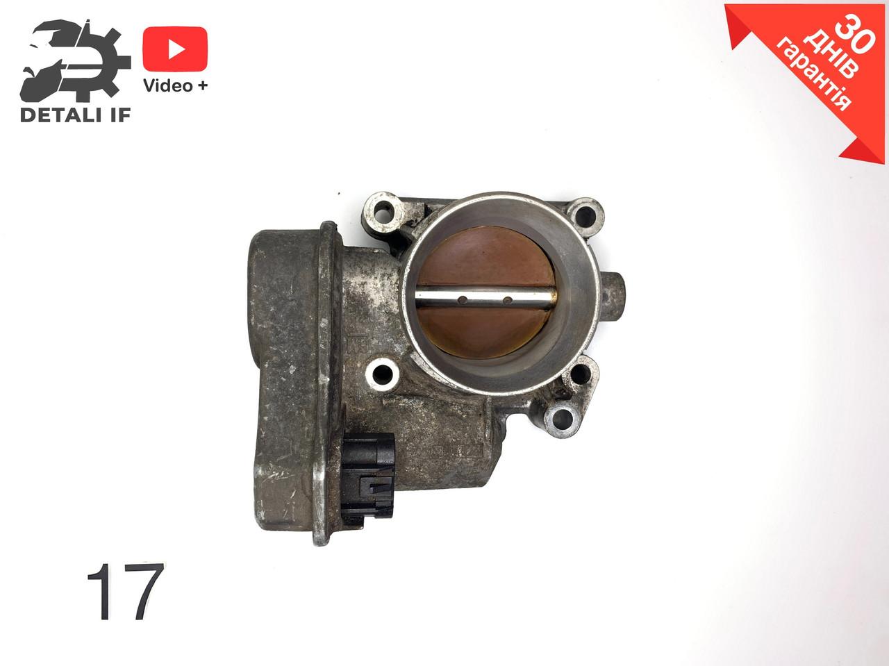 Дроссельная заслонка Vectra C Astra G, Вектра С Астра 2.2 Z22SE №17 12568796