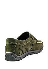 Мокасини чоловічі Nivas зелений 20542 (41), фото 2