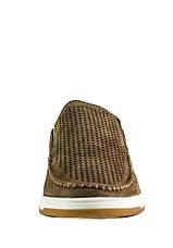 Мокасини чоловічі Nivas коричневий 20556 (41), фото 2