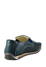 Мокасини чоловічі Nivas синій 20554 (40), фото 2