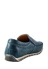 Мокасини чоловічі Nivas синій 20549 (40), фото 2