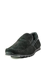 Мокасини чоловічі Nivas чорний 20547 (40), фото 3