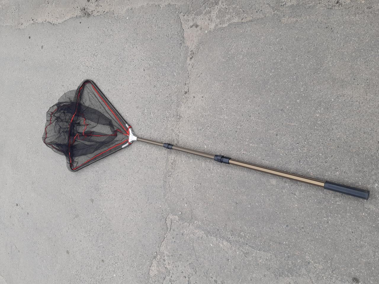 Підсаку складаний трикутник телескопічний(капрон нитка) 67*80*250 см З