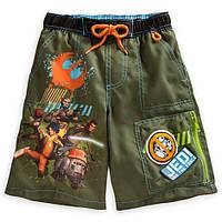 """Детские пляжные шорты для мальчика """"Звездные войны""""  4 года, 5-6 лет, фото 1"""