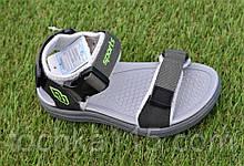 Сандали сандалии босоножки для мальчика серые р28-33, копия