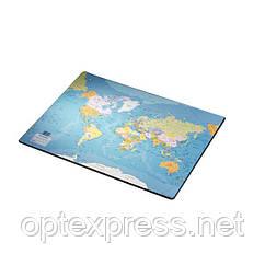 Настільне покриття карта світу Esselte 40*53 см
