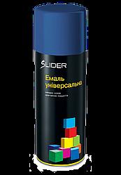 Аэрозольная универсальная краска SLIDER 400мл 5010 Светло-синяя