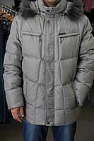 Куртка зимняя мужская TAFIKA MG 052/СЕР