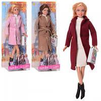 Кукла в пальто