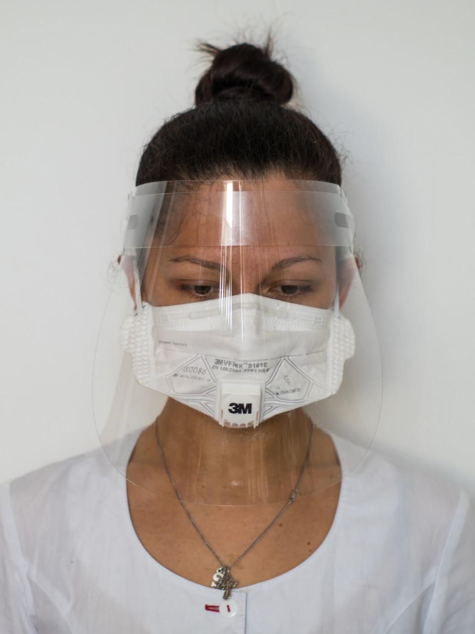 Защитный экран, маска, защита от вируса для лица