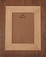 Рамка деревянная 40х50см, ширина 45мм, с ДВП, под покраску, для декора, декупаж