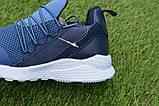 Детские модные кроссовки Adidas Blue адидас синий р31-36, копия, фото 9