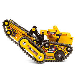 Робот-всюдихід на батарейках, STEAM-конструктор CIC 21-536N