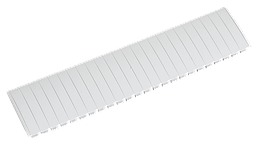 Заглушка 12 модулей серая UNIVERSAL/PRO IEK