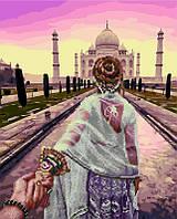 """Картина по номерам и алмазная мозаика 2 в 1. Rainbow Art """"Следуй за мной. Тадж Махал"""" БЕСПЛАТНАЯ ДОСТАВКА"""