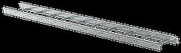Лоток лестничный 50х400х3000-1,2 HDZ IEK