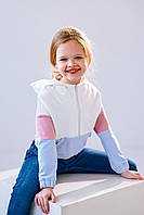 Детский свитшот Stimma Ситирекс 4851 небесный