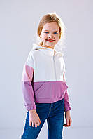 Детский свитшот Stimma Ситирекс 4849 лиловый