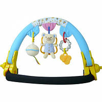 Дуга на коляску Biba Toys Малышки мишки (QB395)