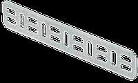 Пластина шарнирного соединения h=35мм RAL IEK