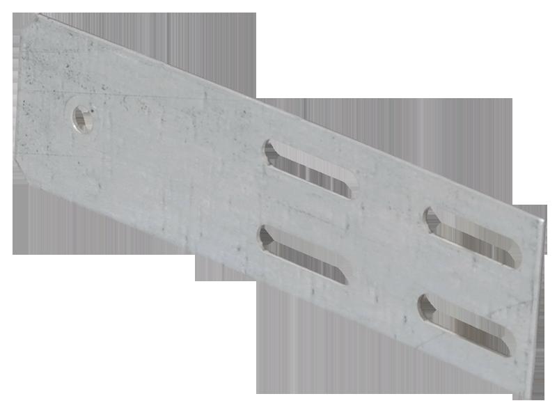 Пластина шарнирного соединения h=80мм HDZ IEK