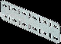 Пластина шарнирного соединения h=80мм RAL IEK