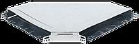 Поворот на 90град 80х300 HDZ IEK