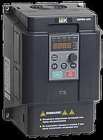 Перетворювач частоти CONTROL-L620 380В 3Ф 4-5,5 кВт IEK