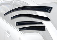 Дефлекторы,ветровики окон Audi A4 Sd (B8/8K) 2008-2011;2012   VL