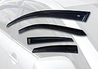 Дефлекторы,ветровики окон Renault Grand Scenic 2003-2009  VL