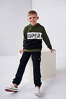 Детский свитшот Stimma Диней 4467 на мальчика 8-12 лет