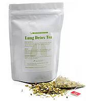 Натуральный травяной чай. Чай для очистки лёгких Lung Detox Tea, фото 1