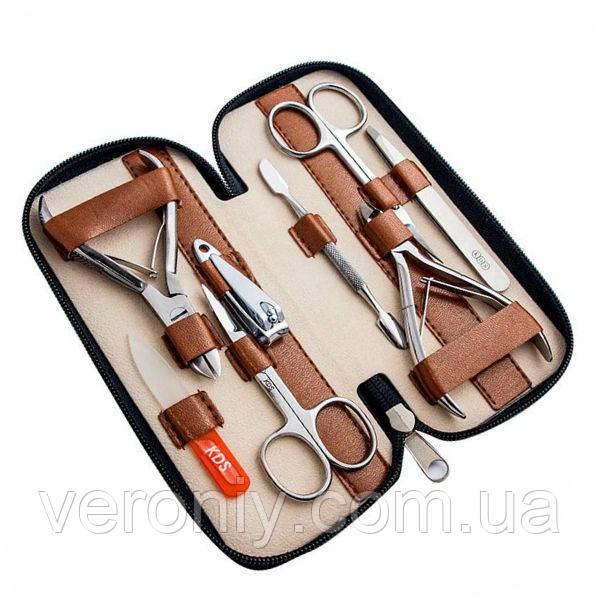 Маникюрный набор KDS 04-7106 (8 предметов)