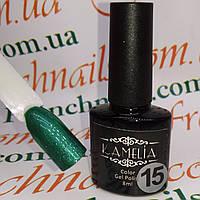 Гель-лак Kamelia #15