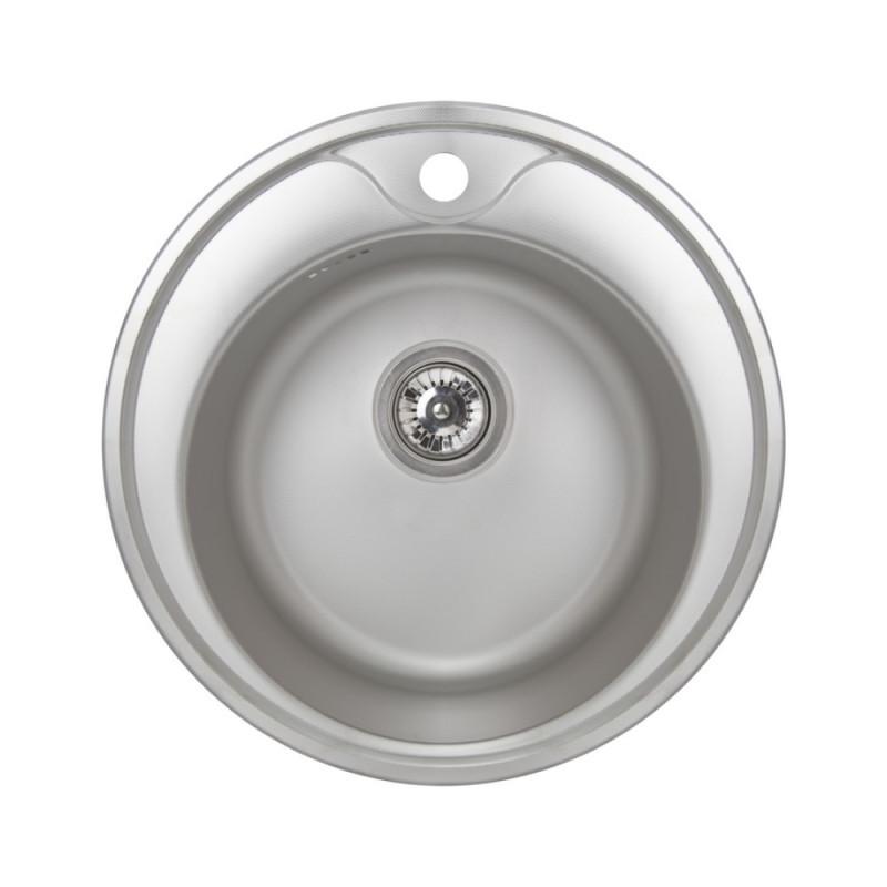 Кухонная мойка Apell Circum CIVIFRIAC Satin