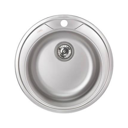 Кухонная мойка Apell Circum CIVIFRIPC Satin, фото 2
